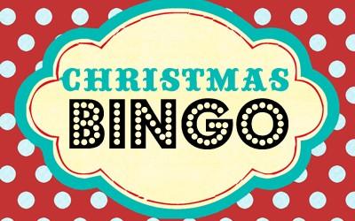 Christmas Bingo 2015