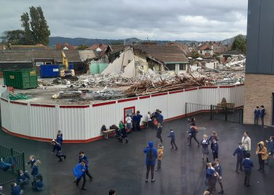 2019-10 School demolition 2